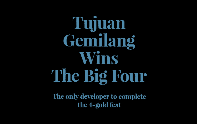 Tujuan Gemilang Wins The Big Four